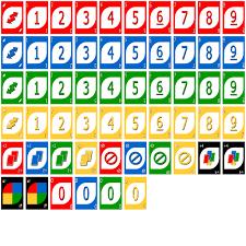 Uno Decks by Steam Community Uno Cards