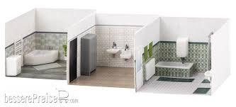 badezimmereinrichtung h0 preiser 10631 ehepaar im badezimmer