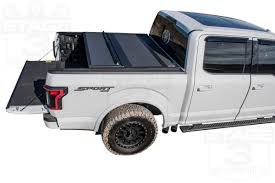 2015-2019 F150 & Raptor 5.5ft Bed BAKFlip MX4 Hard Folding Tonneau Cover