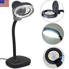 Electrix Desktop Magnifying Lamp 3 Diopter by Magnifying Reading Lamp Ebay