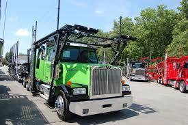 100 Trucking Companies That Train Green Highrail Western Star Auto Transport Western Star Trucks