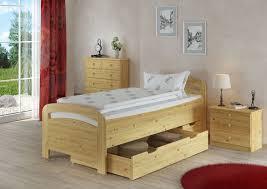 seniorenbett hoch einzelbett 90x200 kiefer massivholz holzbett ohne zubehör 60 43 09 or