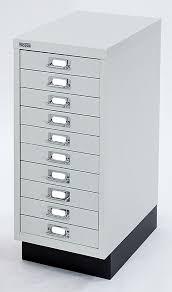 Cabinet 10 Drawer Under Desk MD291 1511