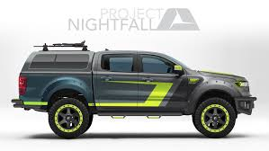 2019 Ford Ranger Headed To SEMA | Automobile Magazine Are Truck Caps Tonneaus Work Tonneau Covers Pickup Storage Ranger Design Leer 100 Xl Cap Mad Ind F150 Build Fuel Offroad Wheels 122 Atc Tops And Lids Z Series Toppers Hero Truckcapsextang_encore Trailer Life Leer Fiberglass World Hitch City Clearance