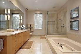 Interessane Gestaltung Eingelassene Badewanne Hölzerne Bretter Ideen Badewannen Idee