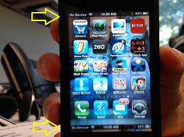 iPhone 4S GPU Busted Icons & Screen Shaking Problem