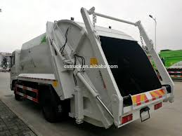 Dongfeng Waste Management Trash Trucks Mobile 12m3 To 15m3 Garbage ...