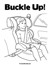 Safety Coloring Pages New