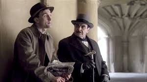 Agatha Christie s Poirot Scene Twin Cities PBS