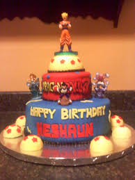 Dragon Ball Z Decorations by Birthday Cakes Dragon Ball Z Image Inspiration Of Cake And