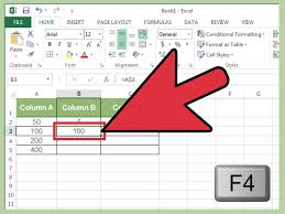 4 Ways To Copy Formulas In Excel WikiHow