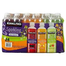 Costco Sparkling Water Signature Flavored