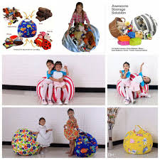 Kids Storage Bean Bags 60cm 18inch Plush Toys Beanbag Chair Bedroom Stuffed  Animal Room Mats Portable Clothes Storage Bag OOA3523 Nobildonna Stuffed Storage Birds Nest Bean Bag Chair For Kids And Adults Extra Large Beanbag Cover Animal Or Memory Foam Soft 7 Best Chairs Other Sweet Seats To Sit Back In Ehonestbuy Bags Microfiber Cotton Toy Organizer Bedroom Solution Plush How Make A Using Animals Hgtv Edwards Velvet Pouch Soothing Company Empty Kid Covers Your Childs Blankets Unicorn Stop Tripping 12 In 2019 10 Of Versatile Seating Arrangement