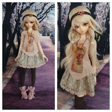 Doll Clothes For Bjd