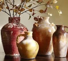 Sicily Vases Pottery Barn Decor Pottery Barn