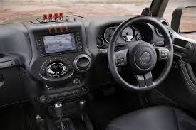 2019 Wrangler Pickup Truck Interior Design 2018 SUVs Worth Waiting ...