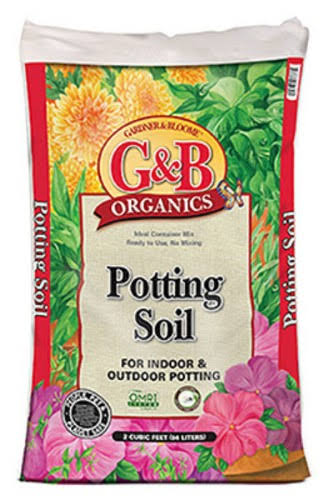Gardner & Bloome Potting Soil