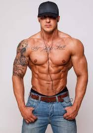 Man Right Half Sleeve Tattoo