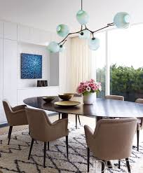 Glamorous Modern Dining Room Lighting Ideas 8 Inspiring Contemporary Furniture Decor Latest Trend In Stunning Design Future Plan Decorating Centerpieces