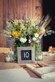 Mason Jar Centerpiece Ideas For Rustic Weddings