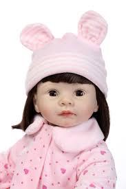Baby Dolls Blinking Eyes