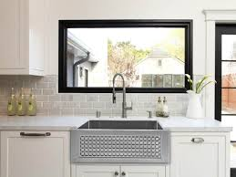 Utility Sink With Drainboard Freestanding by Kitchen Metal Sink Composite Kitchen Sinks Stainless Steel