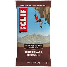 Clif BarR Chocolate Brownie Energy Bar