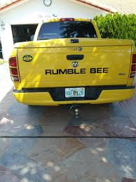 2005 Used Dodge Ram 1500 Rumble Bee Limited Edition For Sale At WeBe ... Camper For My Short Bed Dodge Diesel Truck Resource Forums Beds Load Trail Trailers For Sale Utility And Flatbed Rambox Silver 20991 2009 Ram 1500 Crew Cab Mega X 2 6 Door Door Ford Mega Six Excursion Used 02 09 Hard Shell Fiberglass Tonneau Cover Cm Bed Sk Model Dually 86 2007 Pickup Truck Item Df9798 Sold Novemb Expands Rambox Lineup Lowers Pricing 30 Days Of 2013 Camping In Your Decked Ft 4 In Length Pick Up Storage System