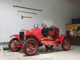100 Model T Fire Truck 1922 Ford Howe R Auctions Online Proxibid