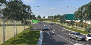 100 Pacific Road RMS Animation Of The New Highway Access Road Daily Examiner