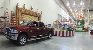 100 Truck Brand Ram Named Official Of Macys Thanksgiving Day