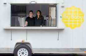 FryBaby Food Truck Serves Late-night Waffle Fries - [225]