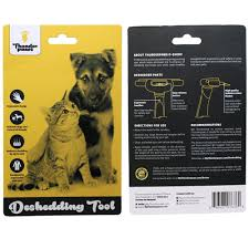 My Short Haired Dog Sheds A Lot by Amazon Com Thunderpaws Best Professional De Shedding Tool And Pet