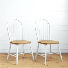 Unfinished Wood Steam Bent Arrow Back Dining Chair Windsor Chairs ...