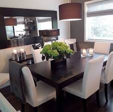 Ikea Dining Room Table by Ikea Mongstad Mirror Henriksdal Chairs Bjursta Table