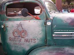 100 Nuts For Trucks Rusty 52 D COE Polishedtwo Flickr
