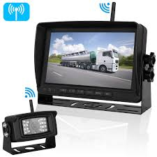 100 Truck Camera System Amazoncom IStrong Digital Wireless Backup For RV