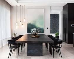 Modern Dining Room Ideas Lunalil
