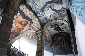 David Alfaro Siqueiros Murales Importantes by José Clemente Orozco
