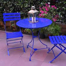 Buy Sienn Table & Set Of 2 Chairs Online (Royal Blue) | EarthGarden Venice Table With 4 Chairs By Fniture Hom Tommy Bahama Kingstown 5pc Sienna Bistro Ding Set Sale Ends 3piece Occasional Bernards Fniturepick Lexington Home Brands Mercury Row End Reviews Wayfair Grand Masterpiece Royal Extendable Pedestal Room Penlands Ambrosia Terrasienna Round 48 Inch Gathering With Terra Flared Specialt Affordable Tables For Office Industry Outdoor Living Spaces Counter Colors Generations Furnishings