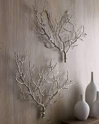 Tree Wall Decor Ideas by Cheap Diy Branch Decor Ideas For Any Home