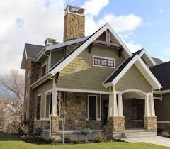 Photo Of Craftsman House Exterior Colors Ideas by House Colors Exterior Ideas Home Design Ideas