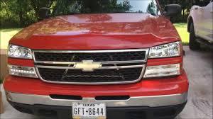 100 Chevy Truck Headlights 2006 Chevrolet Silverado Lighting Upgrade Part 1 New