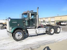 100 Day Cab Trucks For Sale 1997 Kenworth W900 Truck Greeley CO Western