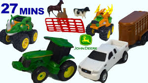 JOHN DEERE FARM SET WITH TRACTOR TRAILER HORSES FARMERS & FARM ... New Tomy 42928 John Deere Big Scoop Dump Truck Ebay John Deere Big Scoop Dump Truck Teddy N Me Used Hoist For Sale Or 15 And With Sand Tools The Transforming Tractor Mega Bloks Amazing Riding Toys Christmas For Elijah Mowers Zealand Best Deer 2017 John Deere Big Dump Truck Begagain Ecorigs Front Loader Organic Musings Gift Amazoncom Games Mini Sandbox And Set Flubit