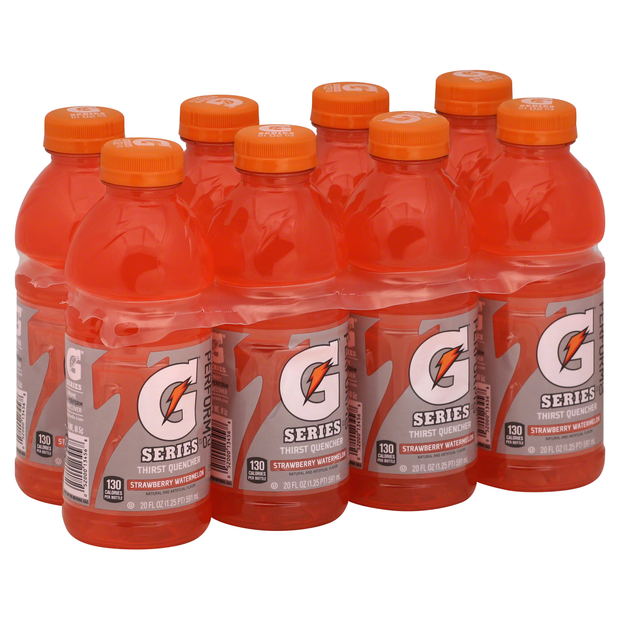 Gatorade Thirst Quencher Sports Drink - Strawberry Watermelon, 20oz