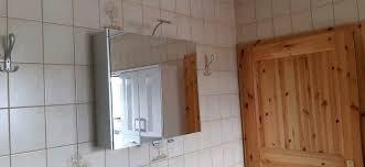 spiegelschrank alibert beleuchtet mit steckdose