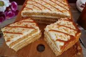 torte karamellmädchen rezept für beliebte russische