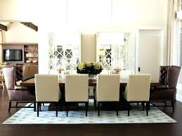 Decorating Ideas Modern Dining Room Curtains Great 6 On