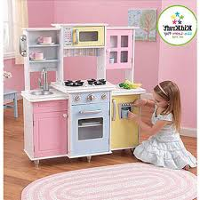 Kidkraft Train Table Wood Play Kitchen Costco And Kid Kraft From Rustic Aid Mixer